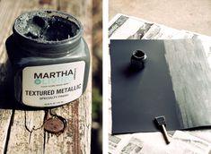 textured metallic food photography boards