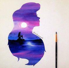 Little Mermaid! By: @aishaaaaah