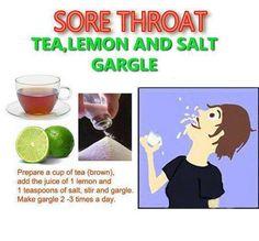 Soar Throat