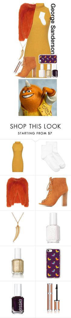 """""""23-19, We Have A 23-19!"""" by inside-report ❤ liked on Polyvore featuring Hue, Vanessa Bruno, Bamboo, Allurez, Essie, Casetify and Givenchy"""