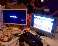 Zdjęcia z Amiga Ireland 2019 W Hotel, Monitor, Ireland, Retro, Instagram, Irish, Retro Illustration