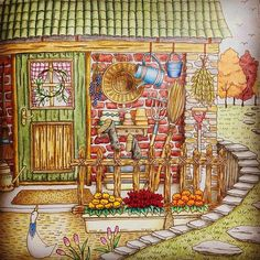 Eriy Romanticcountry Adultcoloring If Youre In The Market For Top Rated Coloring Books And Supplies Including Colored Pencils Watercol