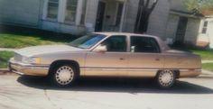 1996 Cadillac Sedan DeVille.