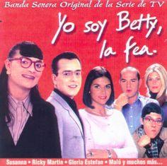 Yo soy Betty, la fea Es una telenovela colombiana de drama y de comedia. Se trata de Betty poco atractiva pero inteligente que trabaja como secretaria en una compañía de modas llamada Ecomoda. Los compañeros de trabajo la humillan. Luego la amistad entre Betty y el presidente de Ecomoda se convierte en una relación amorosa. Me gusta esta telenovela, porque tiene fragmentos graciosos. Me encanta la idea de que un chico atractivo se pueda enamorar de una chica poco atractiva.