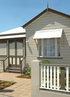 Colorbond Summershade Fence Colour Roofing Fencing Guttering Pinterest Fence And Colour
