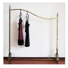 gorgeous clothing rack