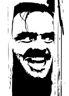 Image result for horror movie stencils