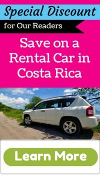 Exclusive Discount - Save on a Rental Car with Two Weeks in Costa Rica