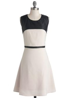 Suave Sophisticate Dress, #ModCloth
