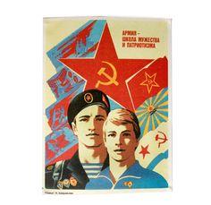 Red army propaganda