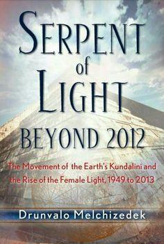 Serpent Of Light, Drunvalo Melchizedek, Self Development Books