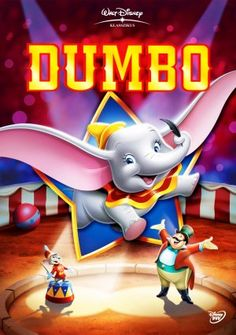 Dumbo - I remember crying when they took him from his mother.