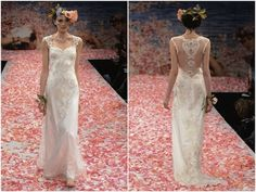 Trendy Wedding Dresses  :    Claire Pettibone Wedding Dress Collection Fall 2013 | Bridal Musings
