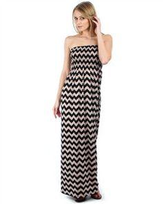 PLUS SIZE CHEVRON MAXI DRESS – Torri Bella Boutique