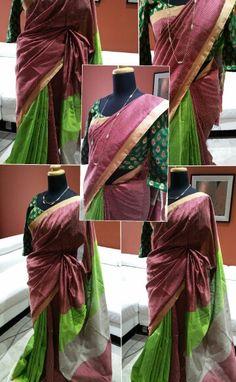 Sari, Traditional, Collection, Fashion, Saree, Fashion Styles, Fashion Illustrations, Sari Dress, Trendy Fashion