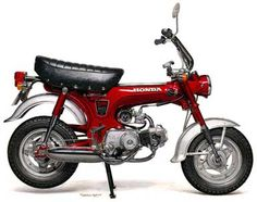 DAX HONDA ST50Z 1969