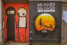 Cool street art at Brick Lane