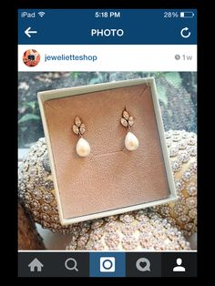 Follow JewelietteShop on Instagram for all the latest Elsa Corsi Jewellery and so much more!