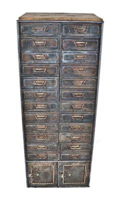 Elegant Vintage Industrial Cabinet Hardware