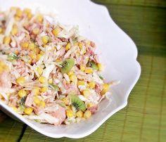Salata cu ton | Rețete Papa Bun