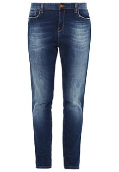 Relaxed fit -farkut - blue medium Jeans Boyfriend, Slim, Medium, Fitness, Pants, Fashion, Spirit, Woman Clothing, Trouser Pants