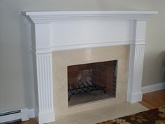 Accessories & Furniture,Astounding White Custom Made Fireplace Mantels With Cream Ceramic Wall,Most Terrific Custom Made Fireplace Mantels Design
