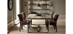 Arighi Bianchi | HALO Condo Dining Table