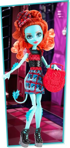 Lorna McNessie! She's one of my favorites, I want her so bad. She's so cute!