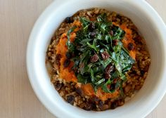 A Recipe for Cafe Gratitude's Black-Eyed Peas and Brown Rice (I Am Resolved) Bowl