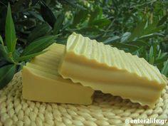 Η ΛΙΣΤΑ ΜΟΥ: Φτιάξε μόνος σου χειροποίητο σαπούνι ελαιολάδου