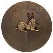 rabbit cabinet plate