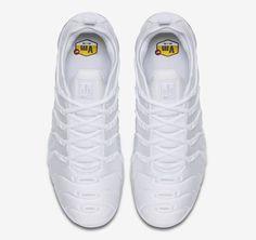 33ffb96a7 Nike Air Vapormax Plus White - Grailify Sneaker Releases