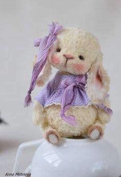 Bunny Thea By Anna Meteleva - Bear Pile