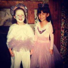 Pin for Later: 10 Childhood Halloween Costume Ideas to Steal Right Now Regular Princesses