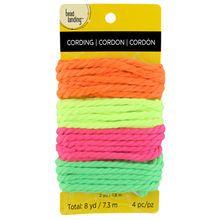 Bead Landing™ Neon Rope Cording