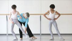 Advice: Ballet Tights for Boys