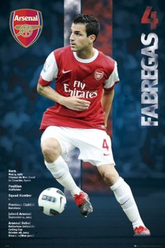 Arsenal - Fabregas