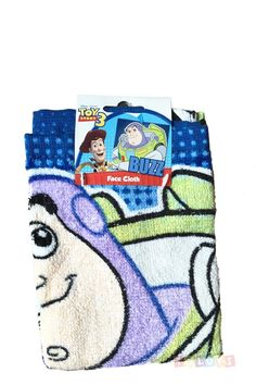 Tolukette Toy Story Buzz l'Eclair | #Toluki http://www.toluki.com/prod.php?id=658  #débarbouillette #enfant