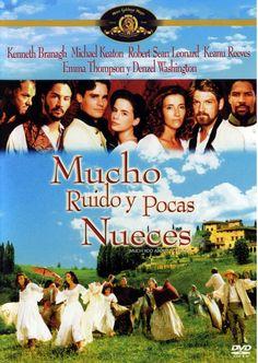 Muchos ruidos y pocas nueces / Dir: Kenneth Branagh. Intèrprets: Kenneth Branagh, Michael Keaton, Robert Sean Leonard.