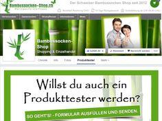 Produkttester für Bambussocken gesucht! Bambussocken-Shop sucht Produkttester für ihre Bambussocken. So einfach wie das klingt, so einfach könnt ihr euch...
