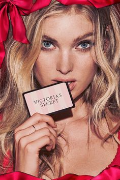 For the girl who can't decide.   Victoria's Secret