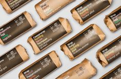 7 Eleven and Press­byrån packaging by BVD
