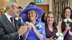 David & Karen Wedding Lodore Falls Hotel Lake District
