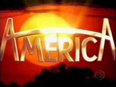 Novela América - Abertura 1