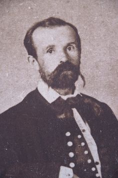 Memory Green  /  Emlékvirágzás: Imre Madách (January 21, 1823 - October 5, 1864) January 21, Homeland, 21st, Green, People, People Illustration, Folk