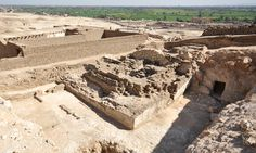 Egypt pyramid uncovered | ... tomb cover discovered - Ancient Egypt - Heritage - Ahram Online