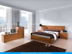 Diseño de dormitorios.
