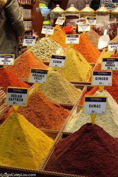 Spice Market.  Istanbul, Turkey | chezcateylou.com