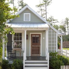 Small House Exterior Design Ideas, Pictures, Remodel and Decor