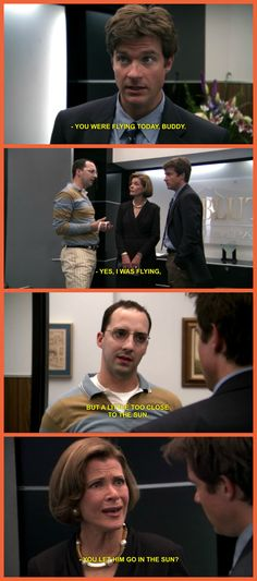 """Arrested Development - """"You let him go in the sun?!"""""""